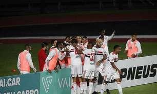 São Paulo divulga jogadores inscritos para a Libertadores; veja a lista