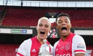 Ajax é campeão da Copa da Holanda com gol de David Neres