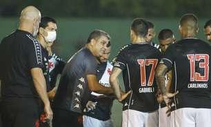 Marcelo Cabo critica pênalti não marcado para o Vasco: 'Tem árbitros mais experientes'