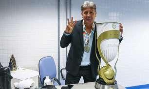 Em carta, Renato Gaúcho se despede do Grêmio