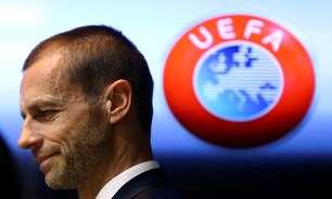 Presidente da Uefa reprova Superliga e faz ameaça