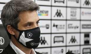 Botafogo tenta ser certeiro no mercado e tornar sua equipe ofensiva para a disputa da Série B