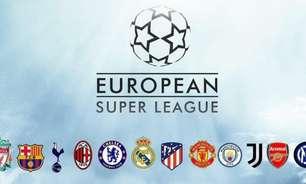 Jogadores reagem à criação da Superliga Europeia