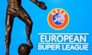 Após polêmica, 5 clubes ingleses abandonam a Superliga