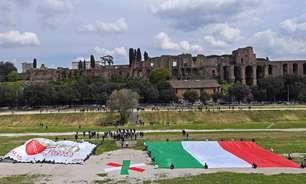 Roma, a 'cidade eterna', completa 2.774 anos de existência