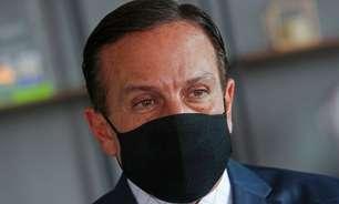 """Pandemia em SP está """"sob relativo controle"""", diz Doria"""