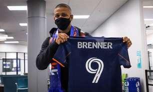 Veja quanto o São Paulo vai receber pela venda de Brenner ao Cincinnati