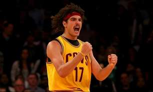 Anderson Varejão vai assinar com o Cleveland Cavaliers até o final da temporada da NBA