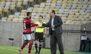 Delegado do jogo entre Flamengo e Unión La Calera relata discussão com Gabigol: 'Vamo é o c..., deixa aquecer!'