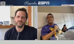 Convidado da ESPN, Neto ataca a imprensa: 'Rogério Ceni é muito mais profissional do que todos vocês'