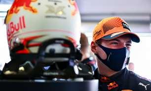 Verstappen se diz atrapalhado e xinga Vettel e Norris