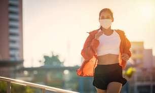 Corrida de rua é opção de atividade física com o isolamento