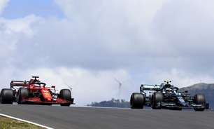 Meteorologia prevê GP de Portugal com céu nublado, ventos fortes e zero chance de chuva