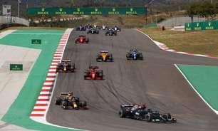 Band alcança vice-liderança no Ibope com transmissão da F1