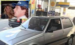 Galisteu revela destino de Fiat Uno que ganhou de presente de Senna: 'É um carro muito valioso'