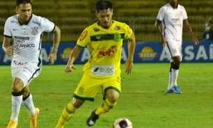 Ainda sem enviar proposta, Botafogo tem concorrência por Luís Oyama; staff do atleta gosta do clube