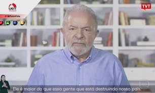 'JN' dá espaço a Lula em dia de manifestações pró-Bolsonaro