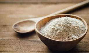 Farinha: popular no Brasil e ajuda no controle do colesterol
