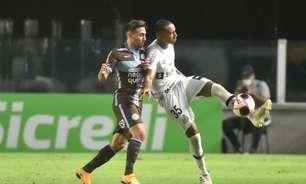 Santos decide 'descer' 14 garotos que treinavam com o profissional