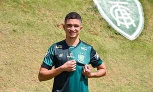 Reforço do América-MG, Marlon celebra vitória sobre o Cruzeiro: 'Temos de manter a pegada'