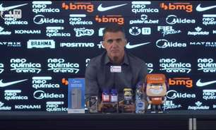 Mancini aprova Corinthians com 3 zagueiros e aponta saída de veteranos do time