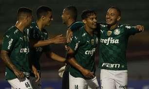 Palmeiras vence e ainda sonha com classificação no Paulista