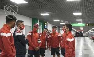 Conmebol adia partida entre Bahia e Independiente pela Sul-Americana