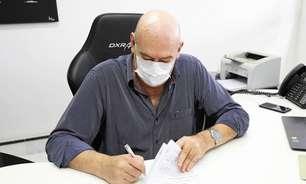 Andres Rueda explica demora na busca por um técnico para o Santos