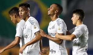 Santos entra no top 15 dos clubes com mais gols na história da Libertadores