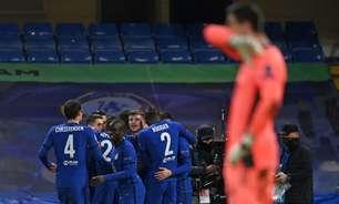 Chelsea bate o Real Madrid e fará final inglesa na Champions