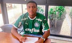 Nova joia do Palmeiras estreará pelo clube: 'Expectativa é a melhor possível'