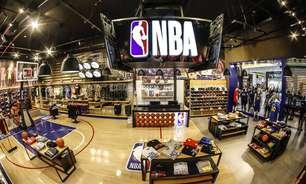 Fortaleza e Porto Alegre terão unidades da NBA Store