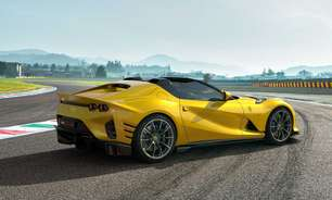 Ferrari revela duas novas séries especiais com motor V12