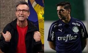 Neto 'não perdoa' e critica Abel Ferreira por declaração sobre a FPF: 'Não sou idiota. Talvez você seja'