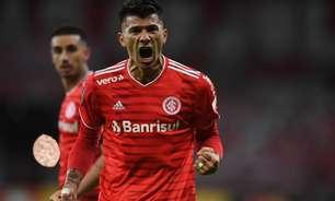 Internacional chega aos 200 gols em Libertadores