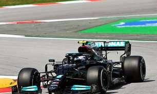 Bottas lidera e Verstappen fica só 0s033 atrás no treino livre 1 do GP da Espanha
