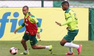 Escalação do Palmeiras: Verdão encerra preparação para jogo contra Ponte Preta