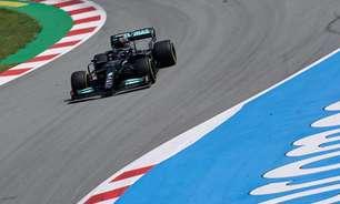 Hamilton derrota Verstappen na Espanha e crava 100ª pole da carreira na Fórmula 1