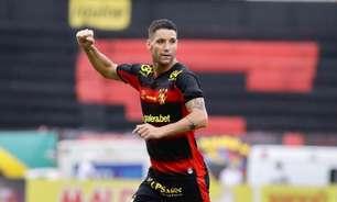 Sport ainda não contará com Thiago Neves diante do Salgueiro