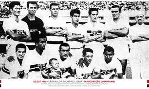 Morre o ex-jogador do São Paulo Gildésio Lessa, em campo na inauguração do Morumbi
