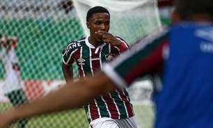 'Estou fazendo minha história aqui', diz Kayky após ajudar o Fluminense a ir para a decisão do Carioca