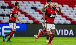 VÍDEO: assista aos gols da goleada do Flamengo sobre o Volta Redonda, pela semifinal do Carioca