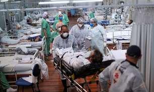 13 Estados registram alta de infecções pela covid-19
