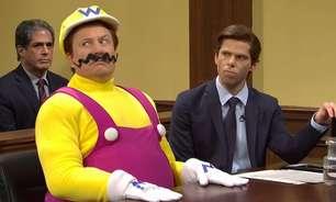 Elon Musk participa do SNL fantasiado como vilão de Mario