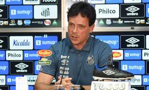 """""""Hoje vem um técnico melhor"""", diz Fernando Diniz"""