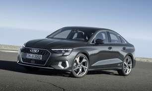 Audi inicia pré-venda da nova geração do A3 e A3 Sedan