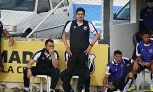 Desempenho do Ceará no Brasileirão Sub-17 é exaltado por treinador