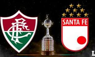 Fluminense x Santa Fe (COL): prováveis times, onde ver, desfalques e palpites