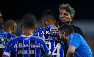 'Ouvi certas coisas de uma pessoa e não gostei', dispara Renato Gaúcho sobre sua saída do Grêmio