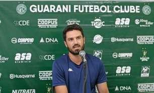 Equipe do Guarani contra o Mirassol deve ter retornos de Andrigo e Airton